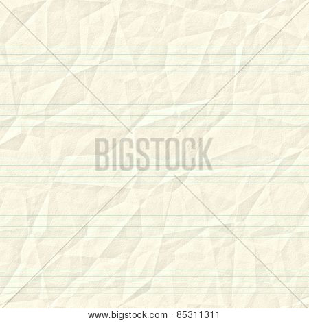 Notepaper Generated Texture