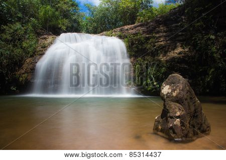 Brazilian Waterfall