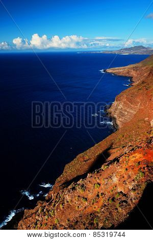 Gran Canaria Coast, Canary Islands, Spain, Europe