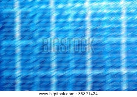 Blurred abstract background from a solar cell