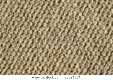 Blurred abstract background from a berber carpet