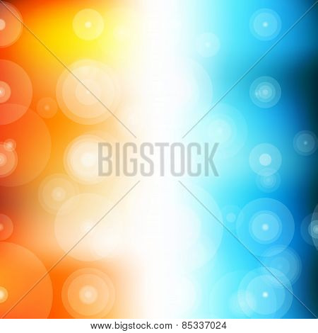 Vector color background abstract