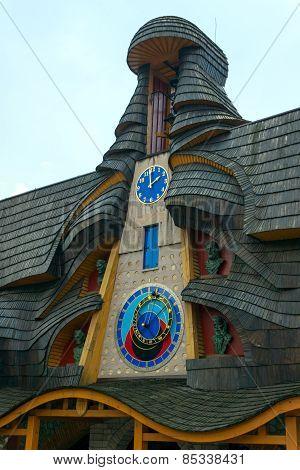 Slovakia Clock
