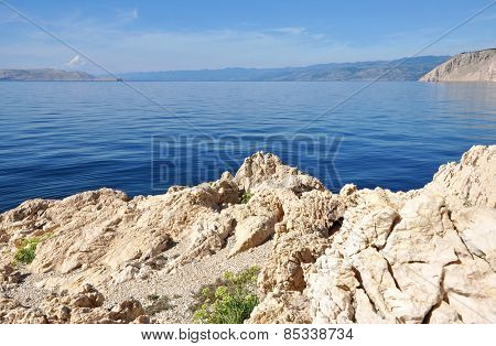 Adriatic Sea, Rocky Coast