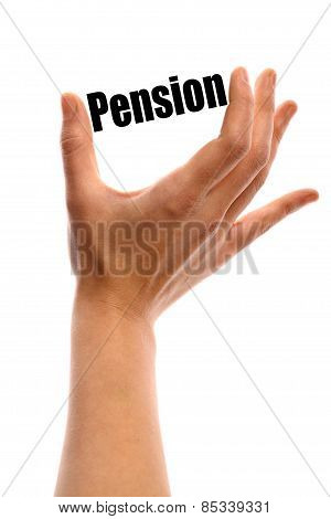 Small Pension