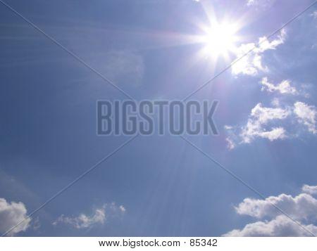 Cielo de verano