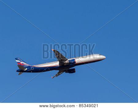 Airbus A321 Michurin