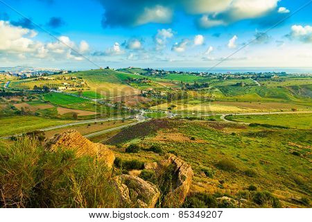 South-west Sicily Region