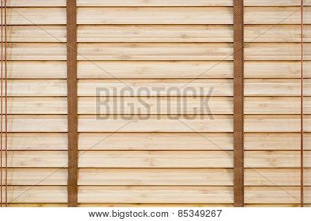 Wooden Sun Jalousie