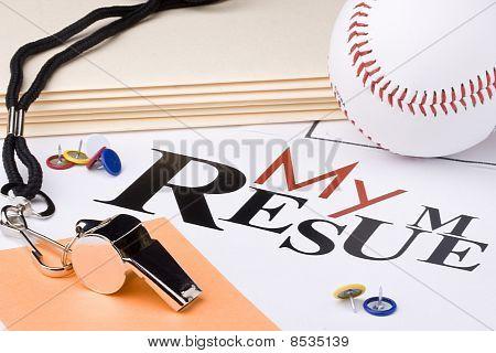 Currículo de beisebol