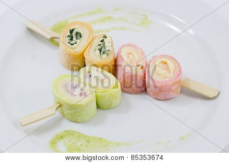 Finger Food - Salad Roll