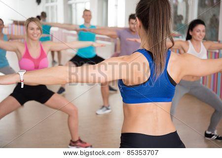 Aerobics Instructor