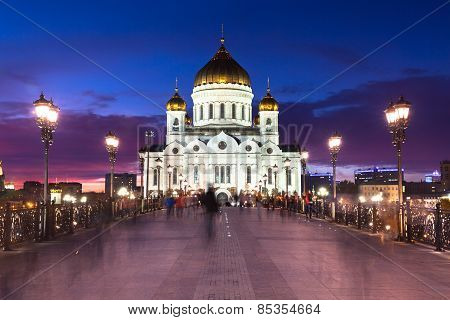 Orthodox Cathedral of Christ the Savior, Moscow