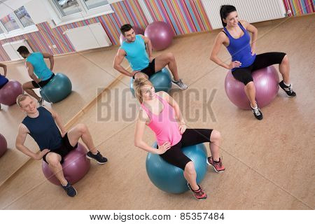 Exercises On Ball