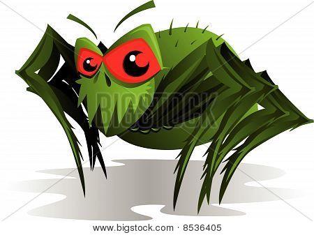 Horrible Spider Mite