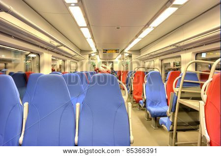 Salon Train