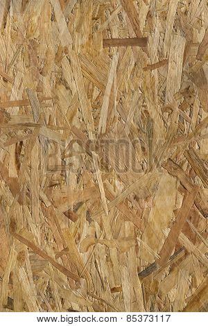 Particle Board Wooden Panel Background