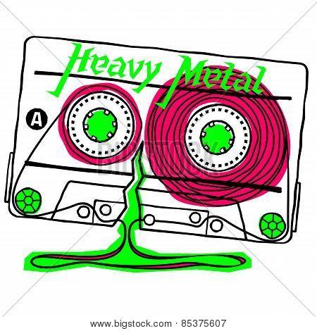 Cassette Metal