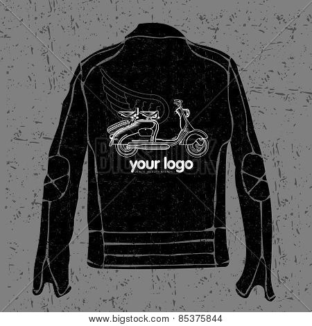 Jackets. Your logo