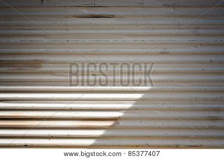Metal Door Garage