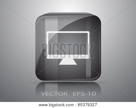 icon of monitor