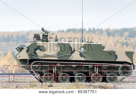 Airborne armoured personnel carrier BTR-MDM