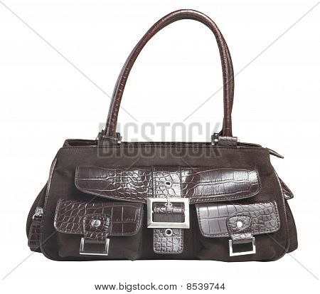 Female Bag | Isolated