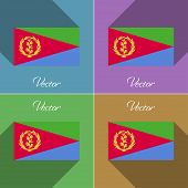 foto of eritrea  - Flags of Eritrea - JPG