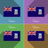 image of falklands  - Flags of Falkland Islands - JPG
