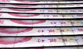 stock photo of yuan  - A macro close - JPG