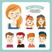 picture of  friends forever  - Friends - JPG