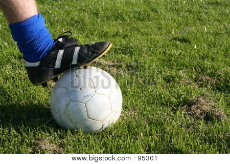 Ball At Foot