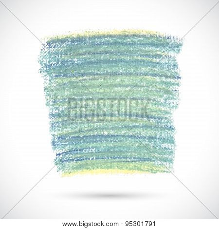 Vector colorful pastel texture