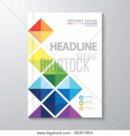 Abstract Book Cover