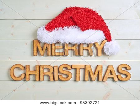 Merry Christmas composition