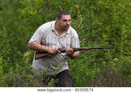 Sneaking Hunter