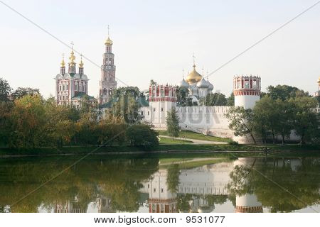 Moscow. Novodevichiy.