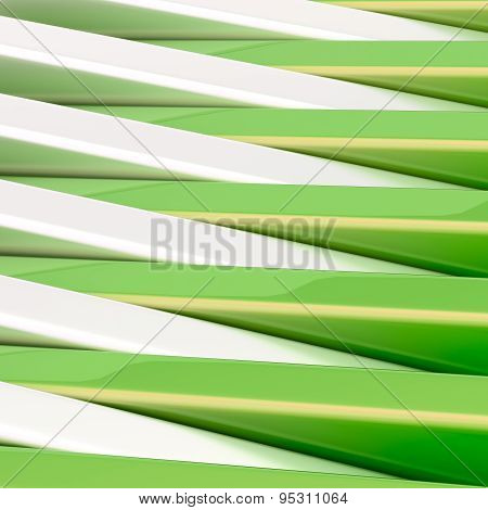 Abstract background made of blocks
