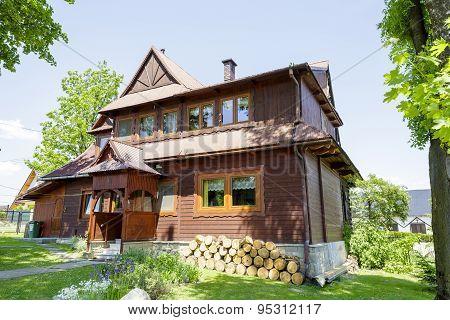 Residential Building, Zakopane, Poland