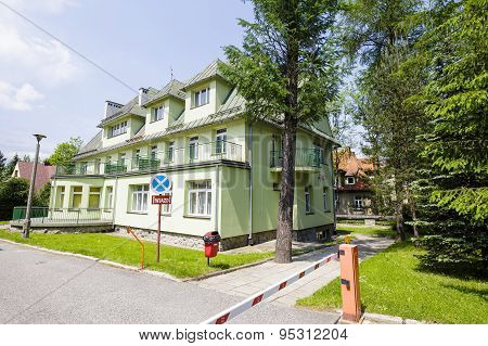 Vacation House Named Daphne Iv, Zakopane