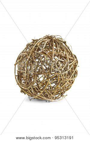 Wiry Ball