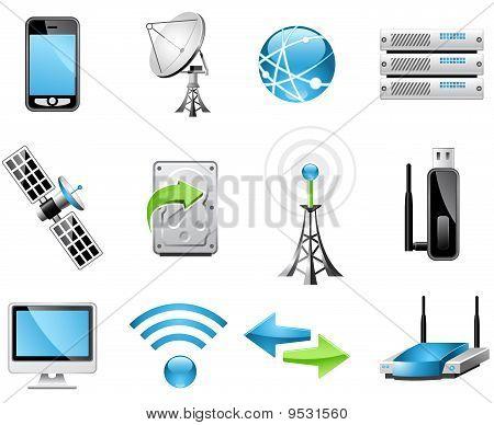 无线技术图标