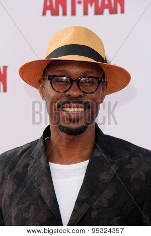 vLOS ANGELES - JUN 29:  Wood Harris at the