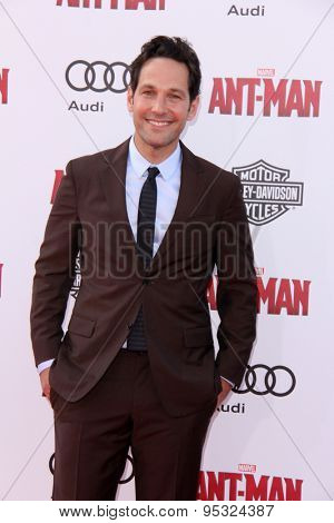 vLOS ANGELES - JUN 29:  Paul Rudd at the