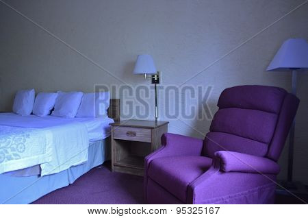 Recliner and Bed