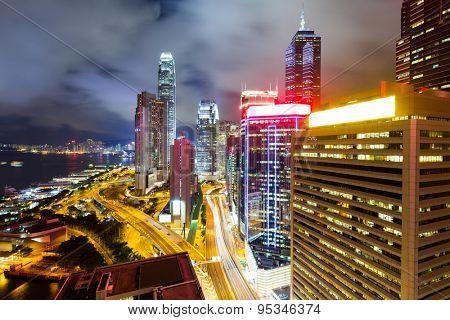 Hong Kong High-rise building