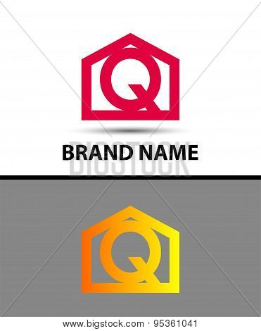 Vector - Letter Q logo icon