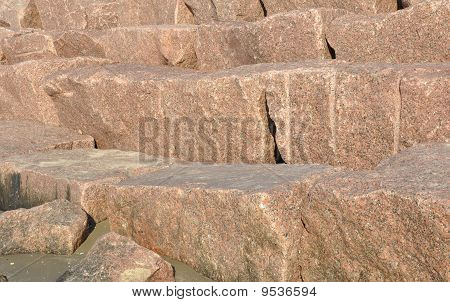 Granite Wall Pattern