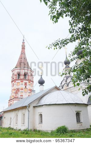 Nativity Cathedral in Suzdal, Russia