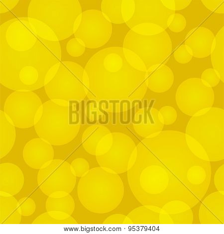 Seamless abstract circles background.